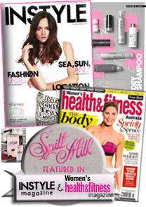 Instyle Health & Fitness Homepage