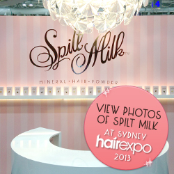 Spilt Milk at Sydney Hair Expo 2013